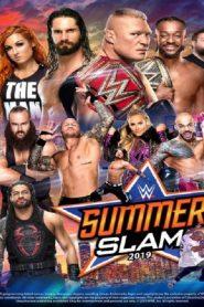 عرض WWE SummerSlam 2019 مترجم اون لاين