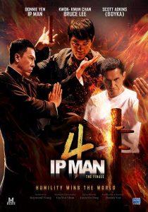 مشاهدة فيلم Ip Man 4: The Finale 2019 مترجم