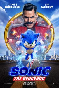 فيلم Sonic the Hedgehog 2020 مترجم اون لاين