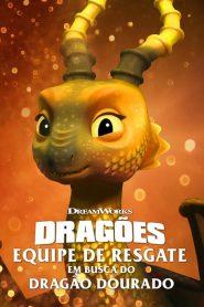 فيلم Dragons: Rescue Riders: Hunt for the Golden Dragon 2020 مترجم