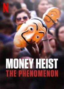 مشاهدة فيلم Money Heist: The Phenomenon 2020 مترجم