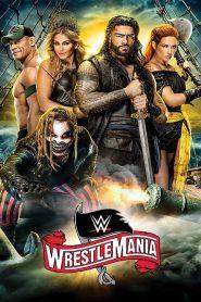 عرض الرسلمينيا WWE WrestleMania 36 2020 مترجم