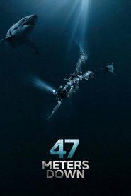 فيلم 47Meters Down 2017 مترجم