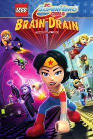 فيلم Lego DC Super Hero Girls Brain Drain 2017 مترجم