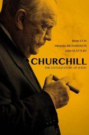مشاهدة فيلم Churchill 2017 مترجم